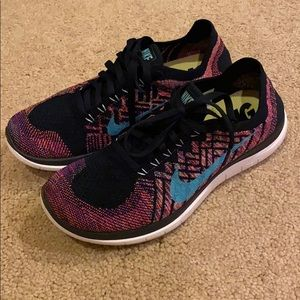 Nike Flyknit Free Run 4.0